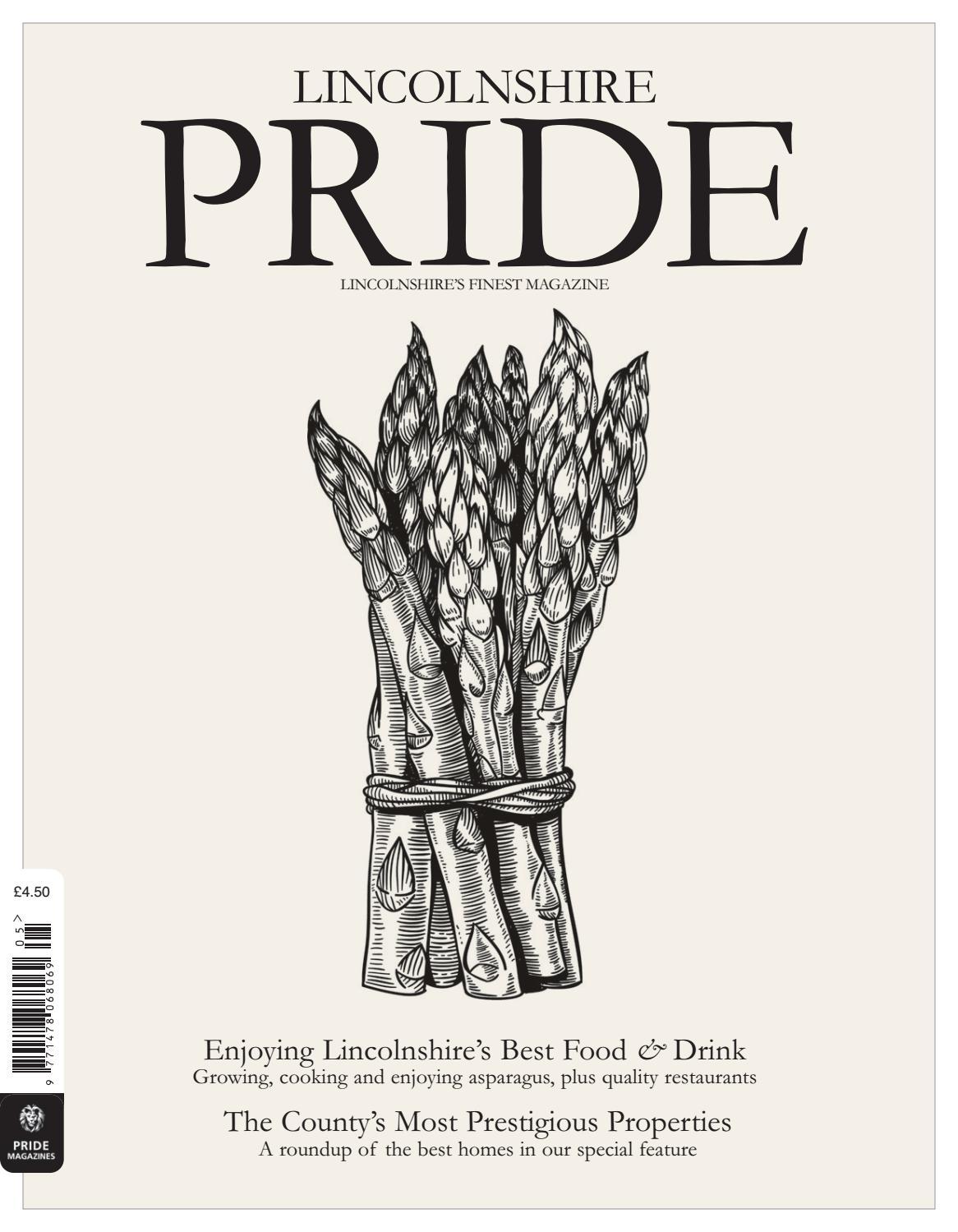 Lincolnshire Pride May 2017 by Pride Magazines Ltd - issuu