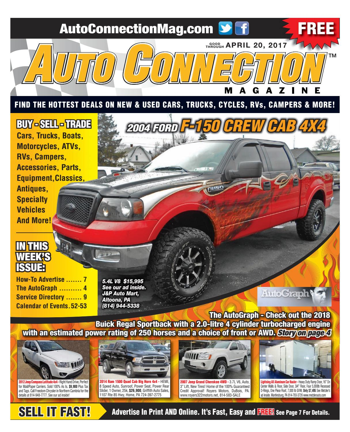 ce5f9c940825 04-20-17 Auto Connection Magazine by Auto Connection Magazine - issuu
