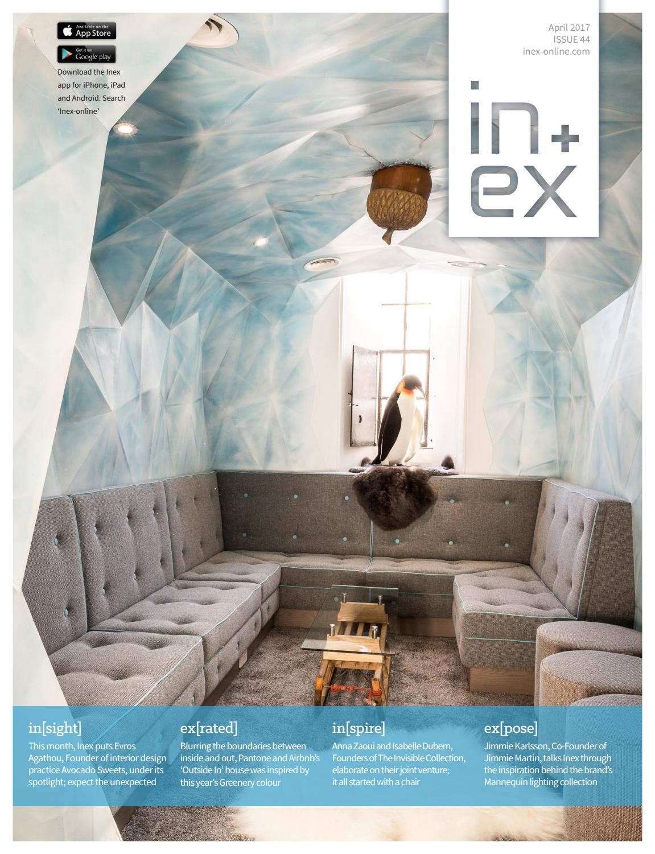 Inex April 2017 By Cross Platform Media Ltd Issuu