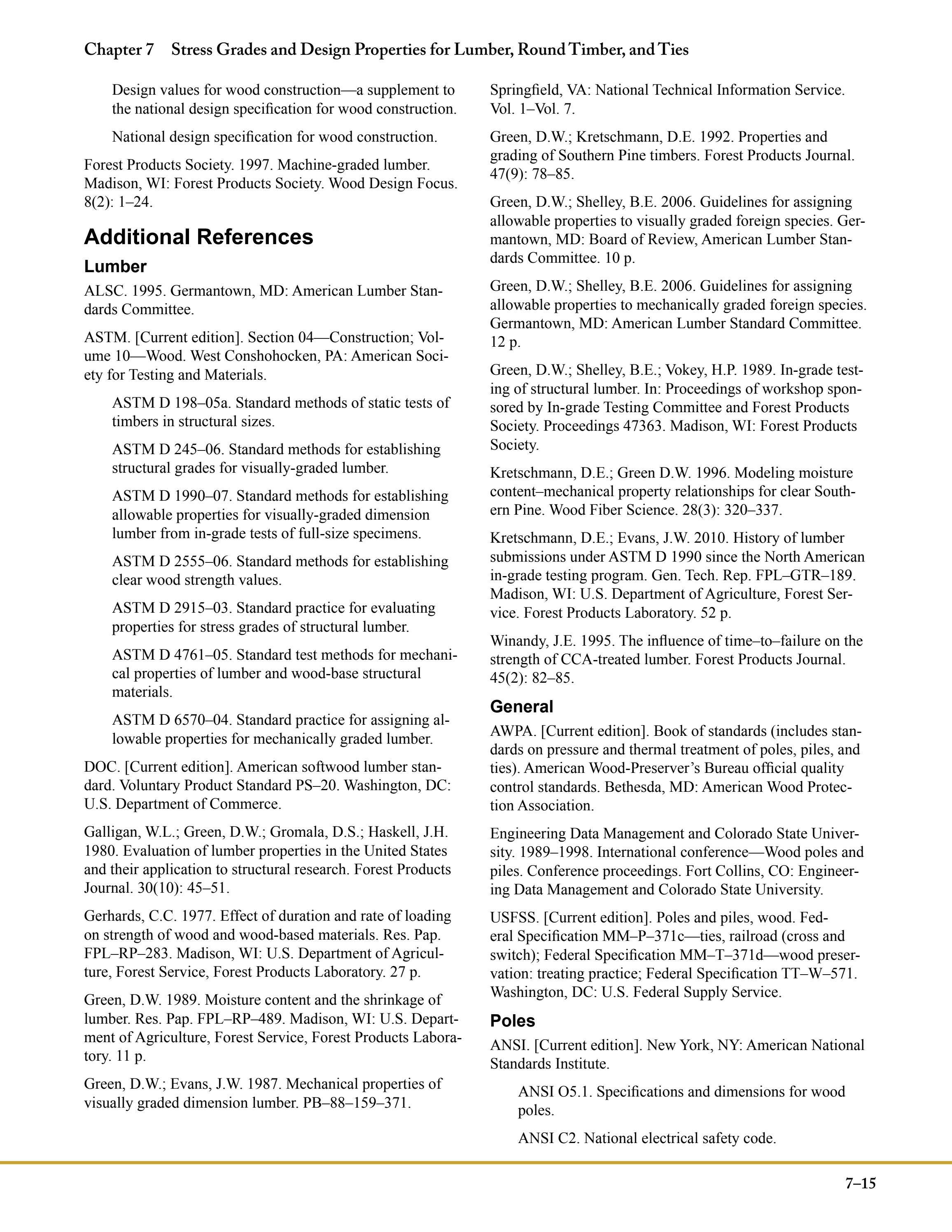 Wood Handbook: Centennial Edition by National Hardwood
