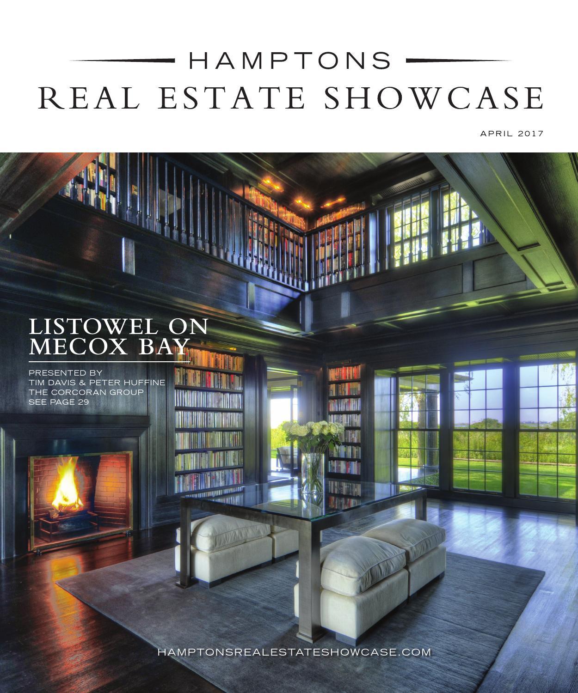 Hamptons Real Estate Showcase April