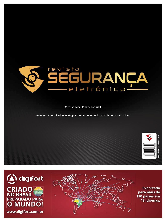 Segurança Eletrônica - Edição 03 - Abril de 2017 by Revista Segurança  Eletrônica - issuu 232fb31bf2