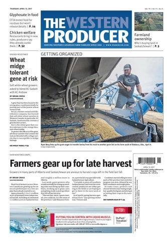 66094f6f525 The western producer april 13, 2017 by The Western Producer - issuu