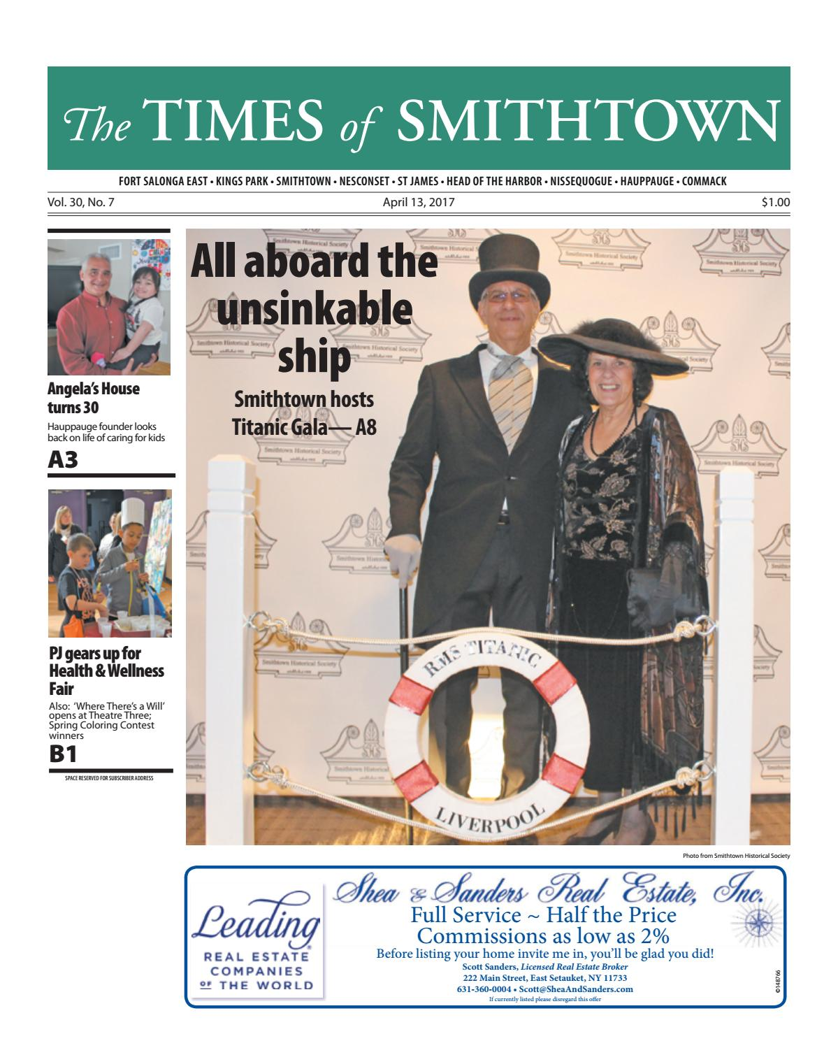 The times of smithtown april 13 2017 by tbr news media issuu negle