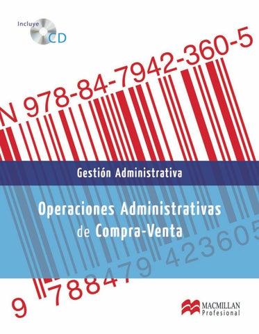 fe3d4d5d12c Operaciones administrativas de compra venta by JULISS ANAI GARCIA ...