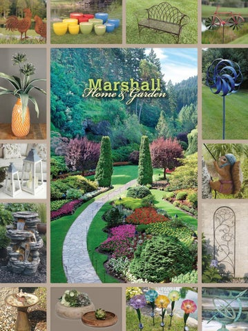 Bon Marshall Home U0026 Garden Catalog By Traditions Unlimited   Issuu