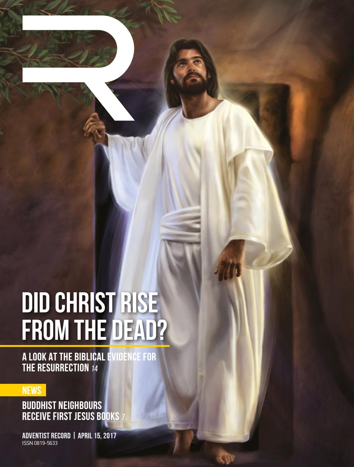 should the reserection of jesus be Why should his enemies do the very thing that would be most likely to spread the report of his resurrection as chrysostom said, if the body had it is, of course, quite clear that the resurrection body of jesus was not exactly the same as when it was put in the tomb, but it is equally clear that.