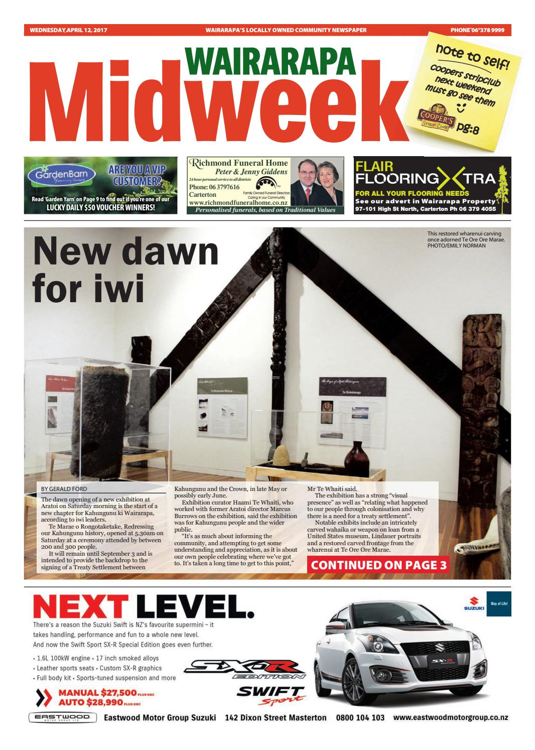 Wairarapa Midweek Wed 12th April By Times Age Issuu Glock 21 Parts Diagram Likewise Stihl Chainsaw