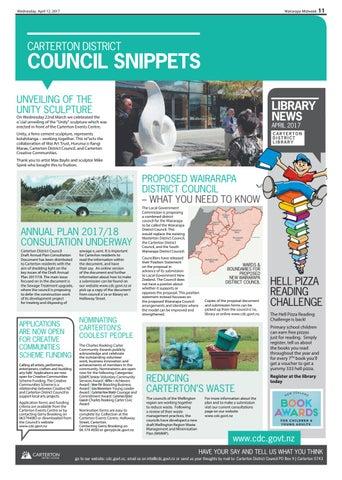 Wairarapa Midweek Wed 12th April by Wairarapa Times-Age - issuu