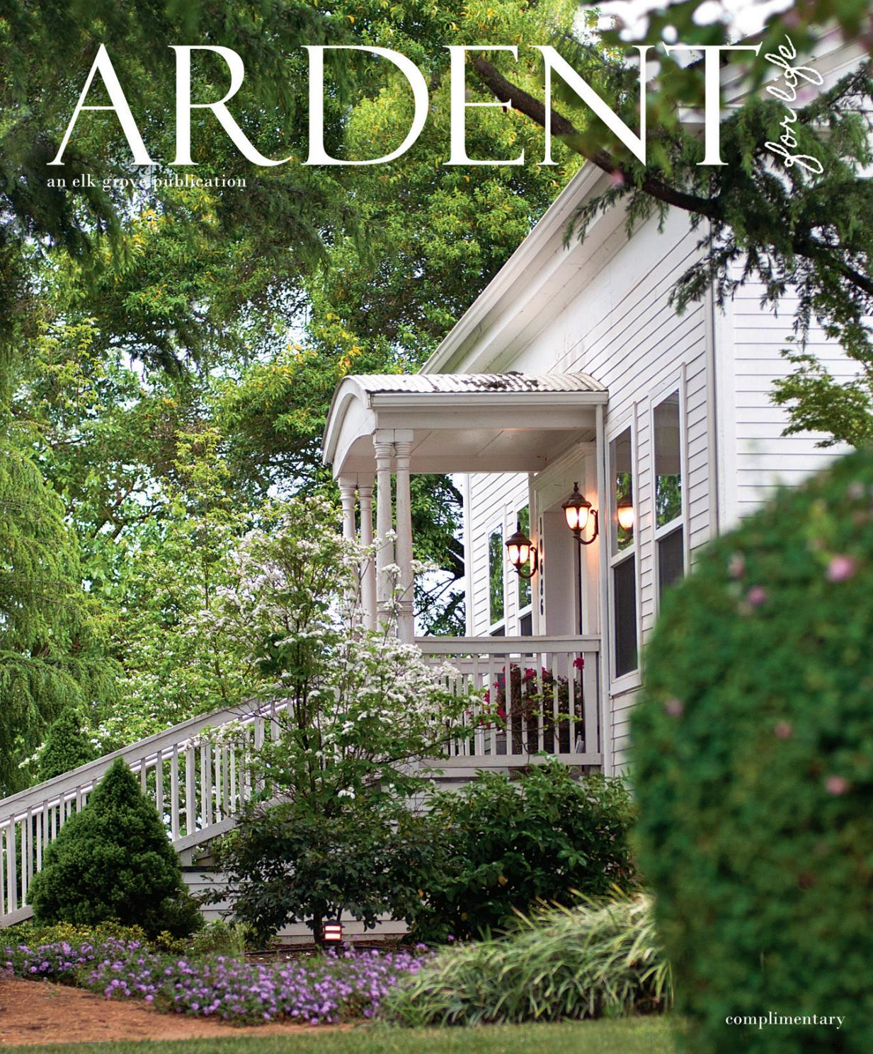 Ardent For Life Spring 2017 By Issuu Guten Inc Dyer Green White Shirt