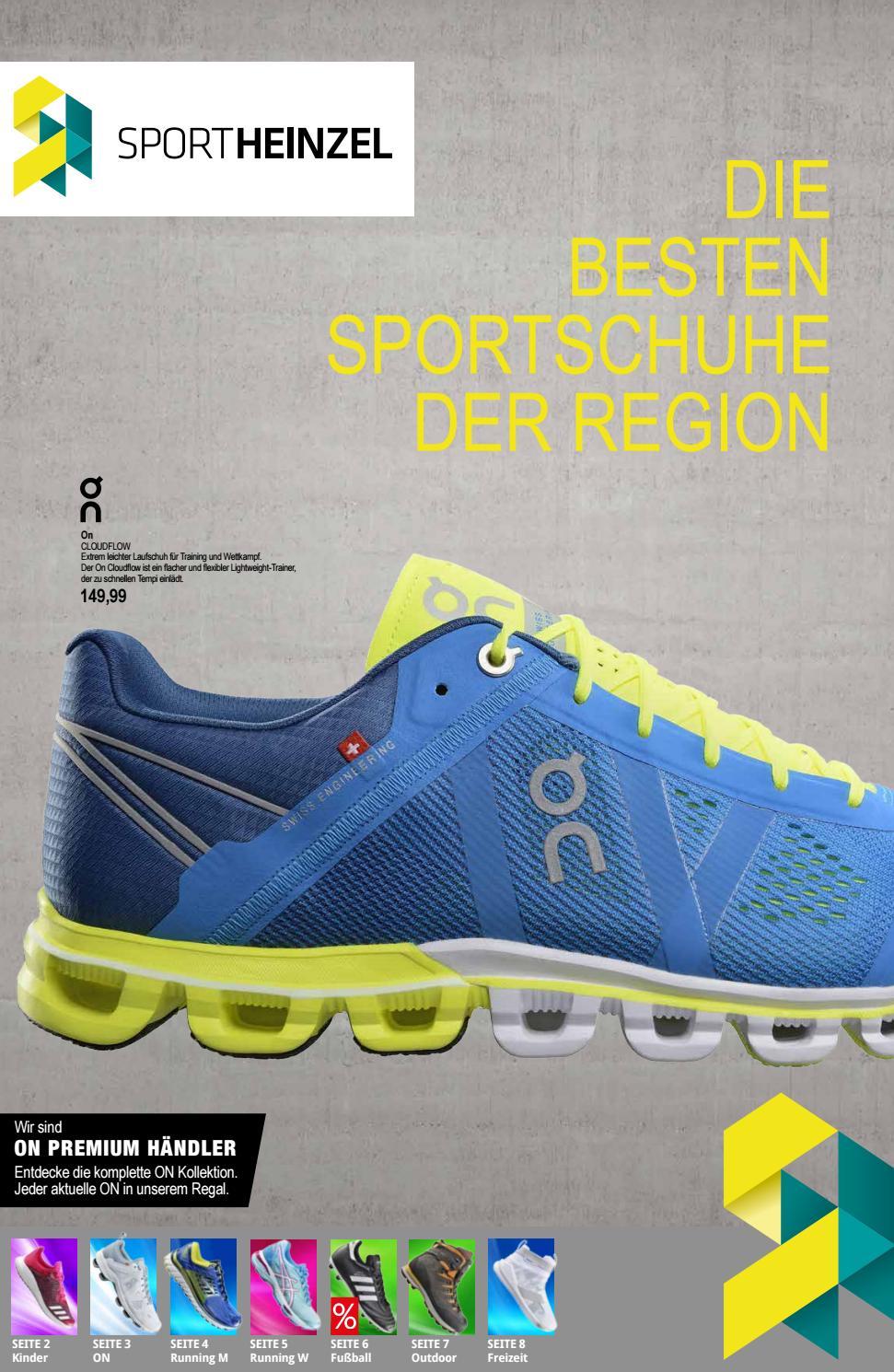 Die besten Sportschuhe Frühjahr `17 by Sport Heinzel issuu