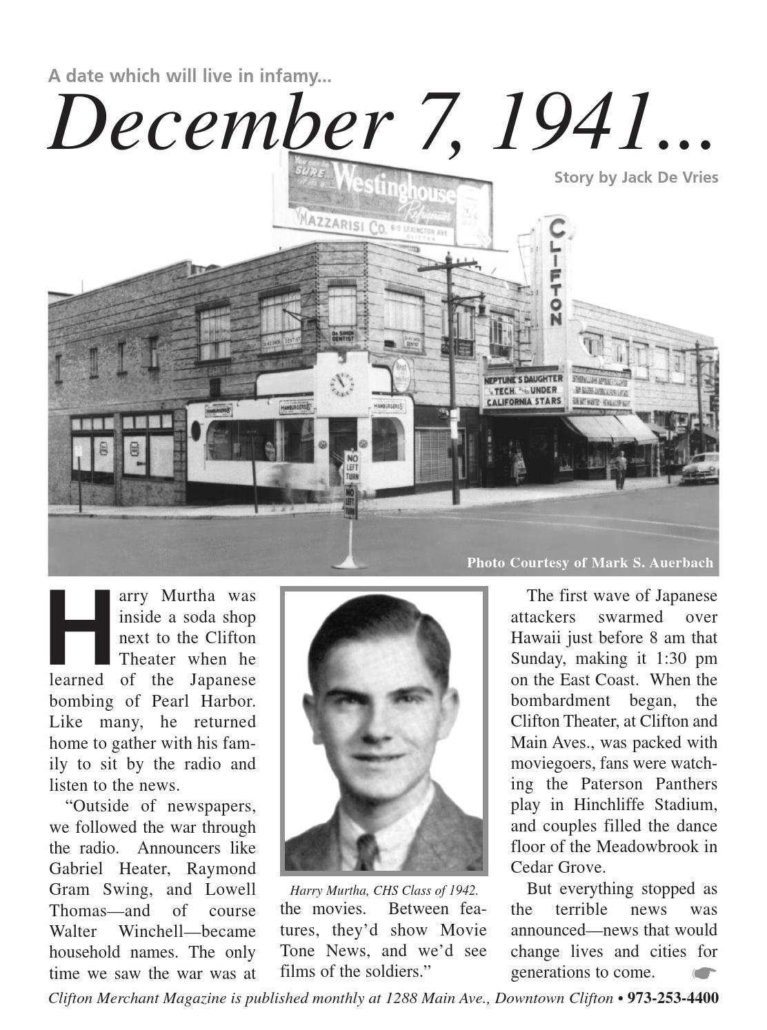 Clifton Merchant Magazine - August 2006 by Clifton Merchant Magazine - issuu