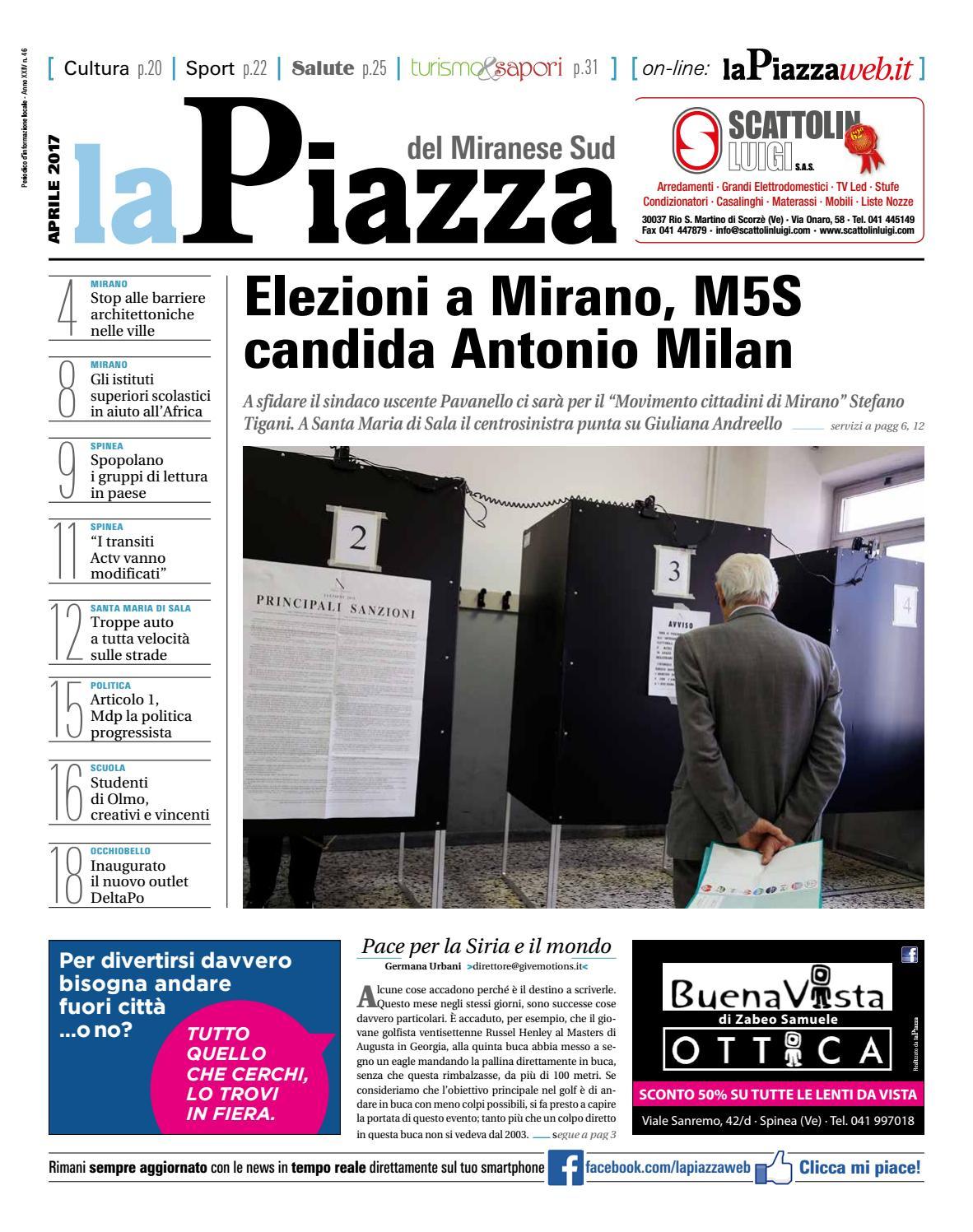 Fontanella Arredamenti Snc Belluno Bl miranese sud apr2017 n46 by lapiazza give emotions - issuu