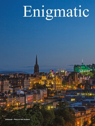 Page 22 of Enigmatic and ebullient Edinburgh