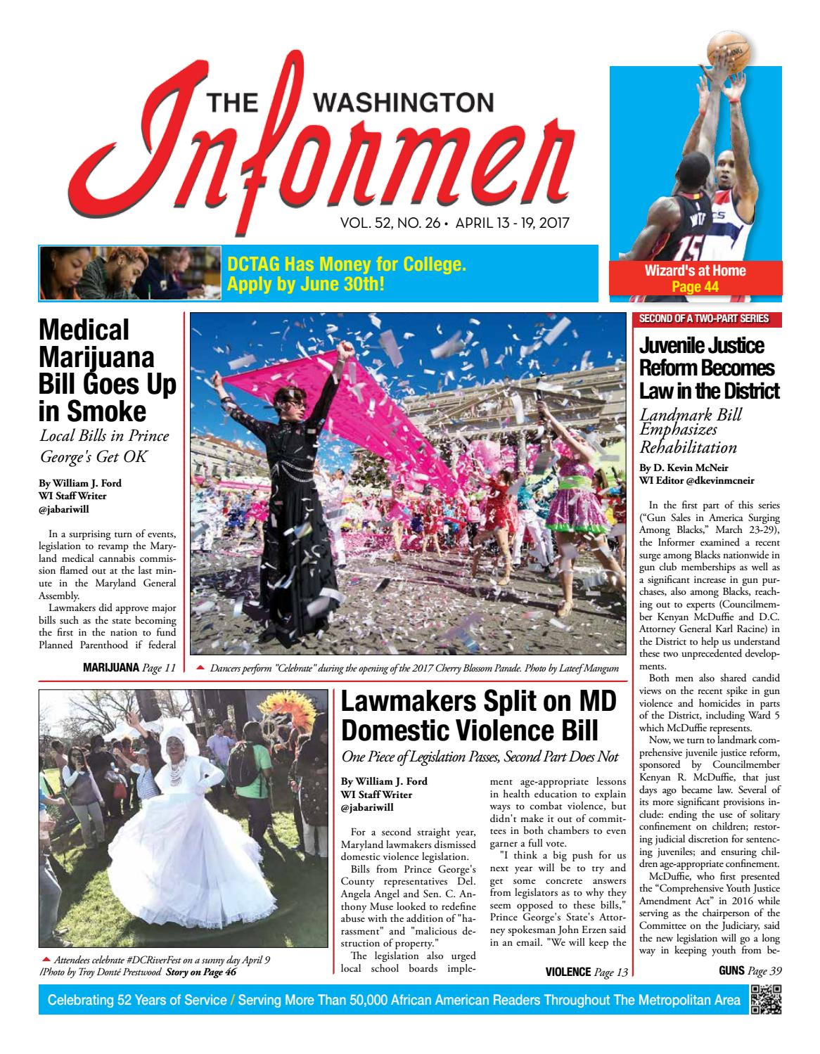 The Washington Informer - April 13 2017 by The Washington Informer - issuu