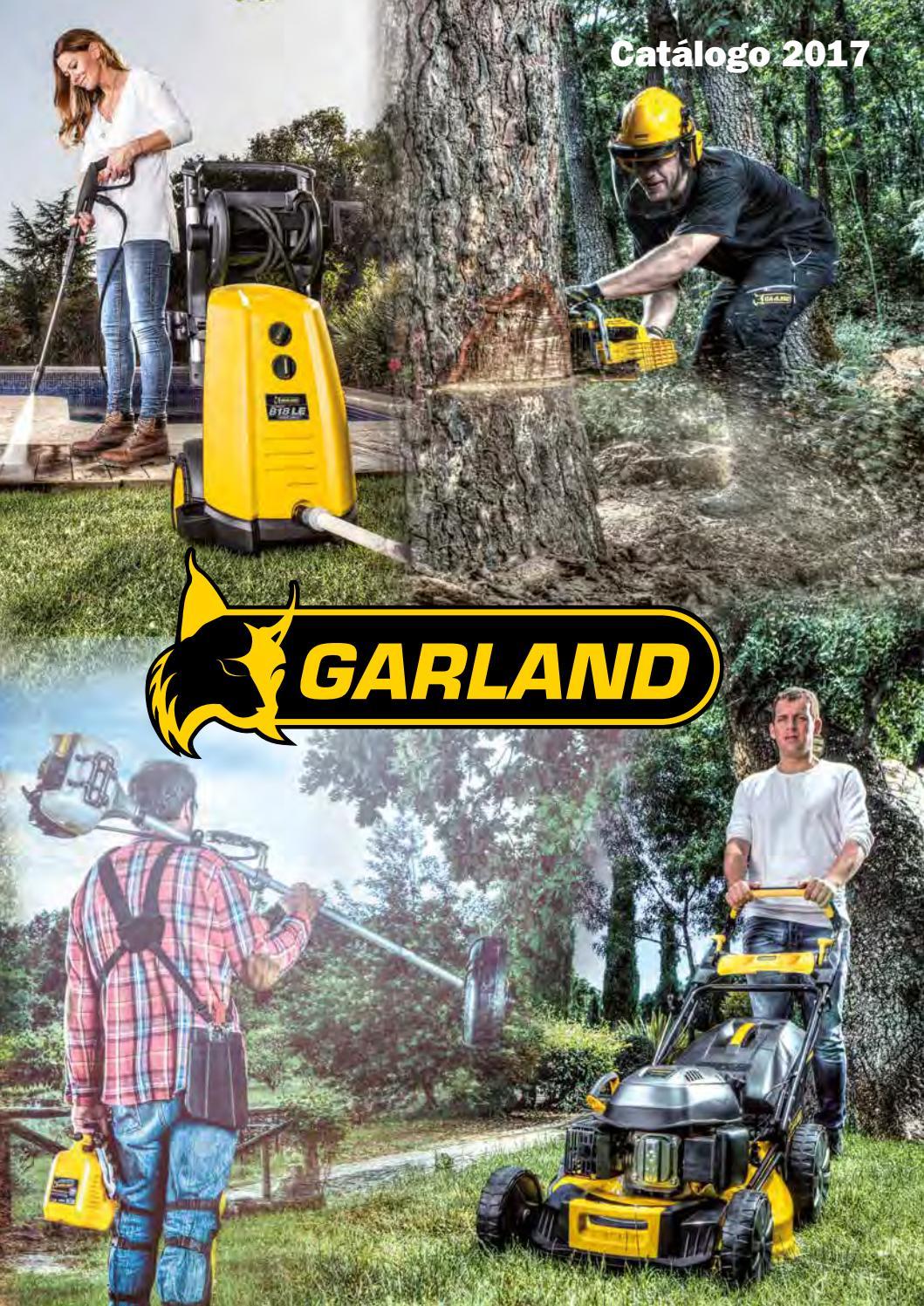 230 V 750 W Garland 42EL-0019 Cortasetos el/éctrico