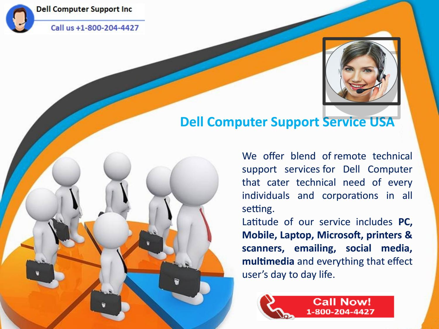 Dell Computer Support Phone Number 1 800 204 4427 Dell