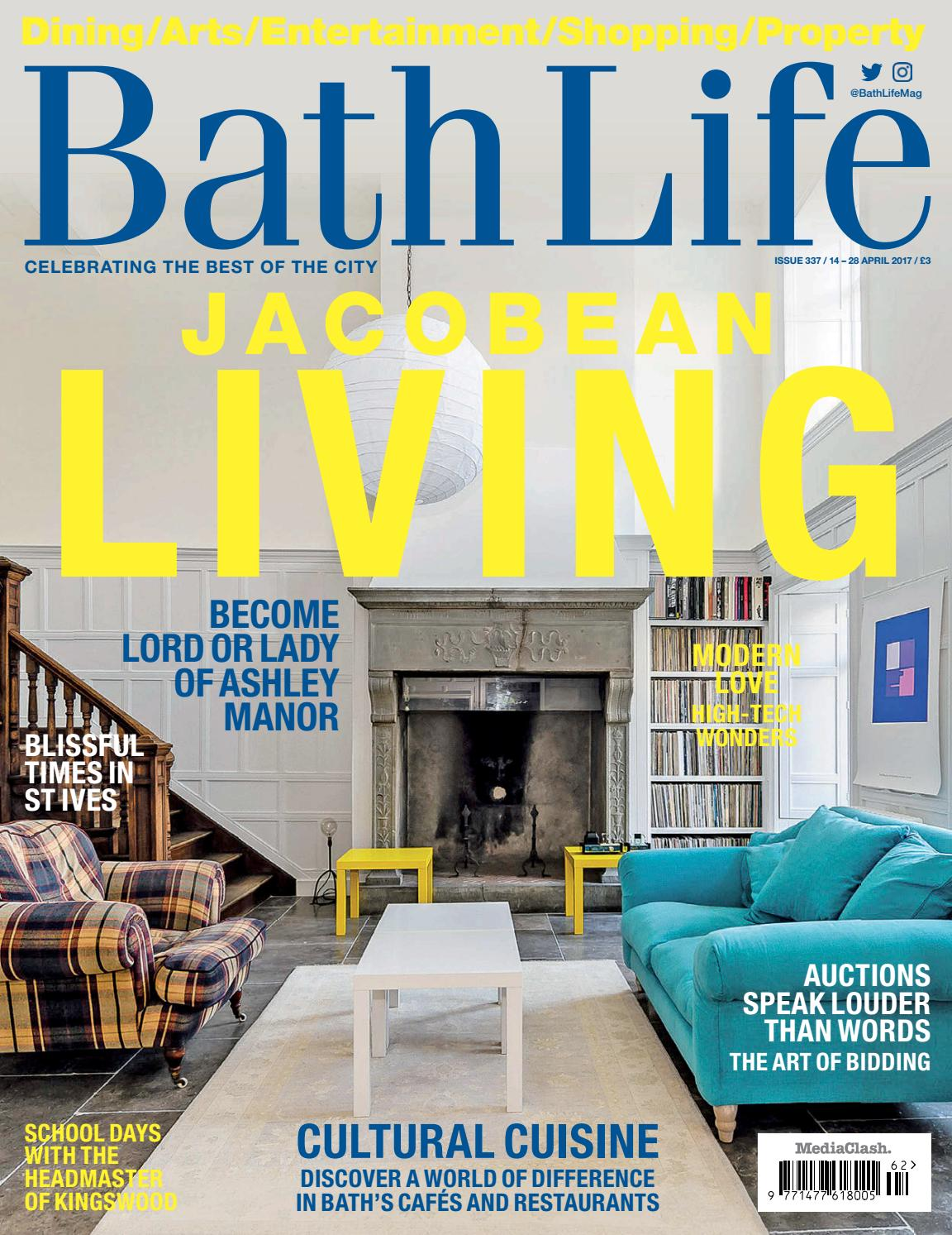 6072aaafa2 Bath Life – issue 337 by MediaClash - issuu