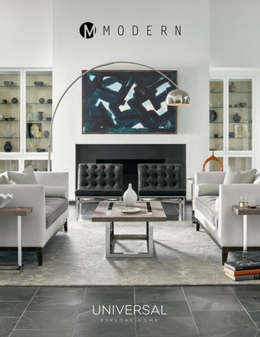 B E D R O O M 4 2 5 Modern by Universal is sophisticated clean and simple bold and a bit daring - modern furniture catalog