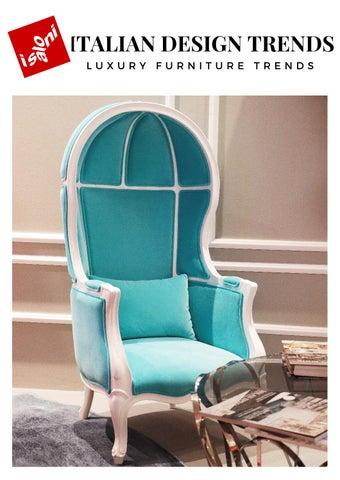 Italian Design Trends Luxury Furniture Trends
