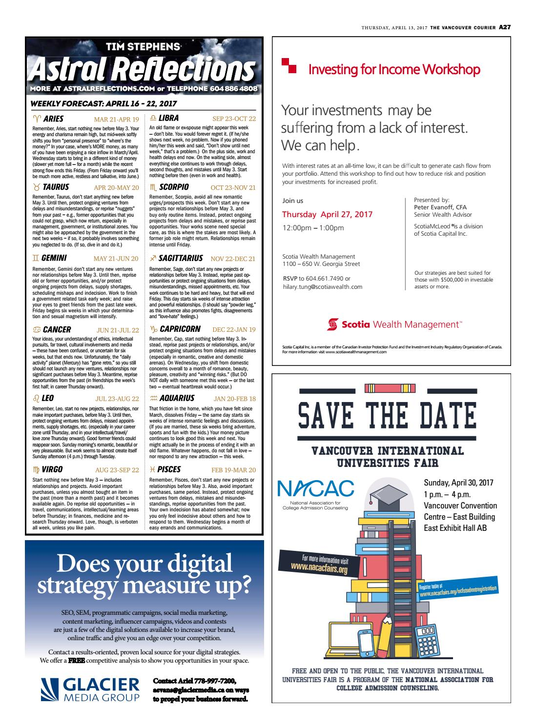 Vancouver Courier April 13 2017 by Vancouver Courier - issuu