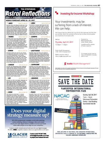 Vancouver Courier April 13 2017 by Vancouver Courier - issuu 3098246d30c56