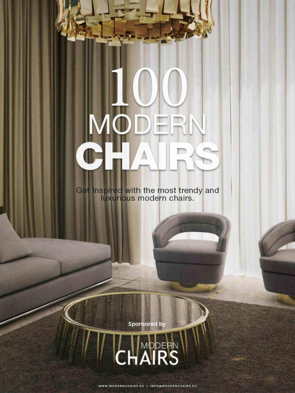 Esszimmertrends 2018 100 Kontemporäre Stühle By Insplosion