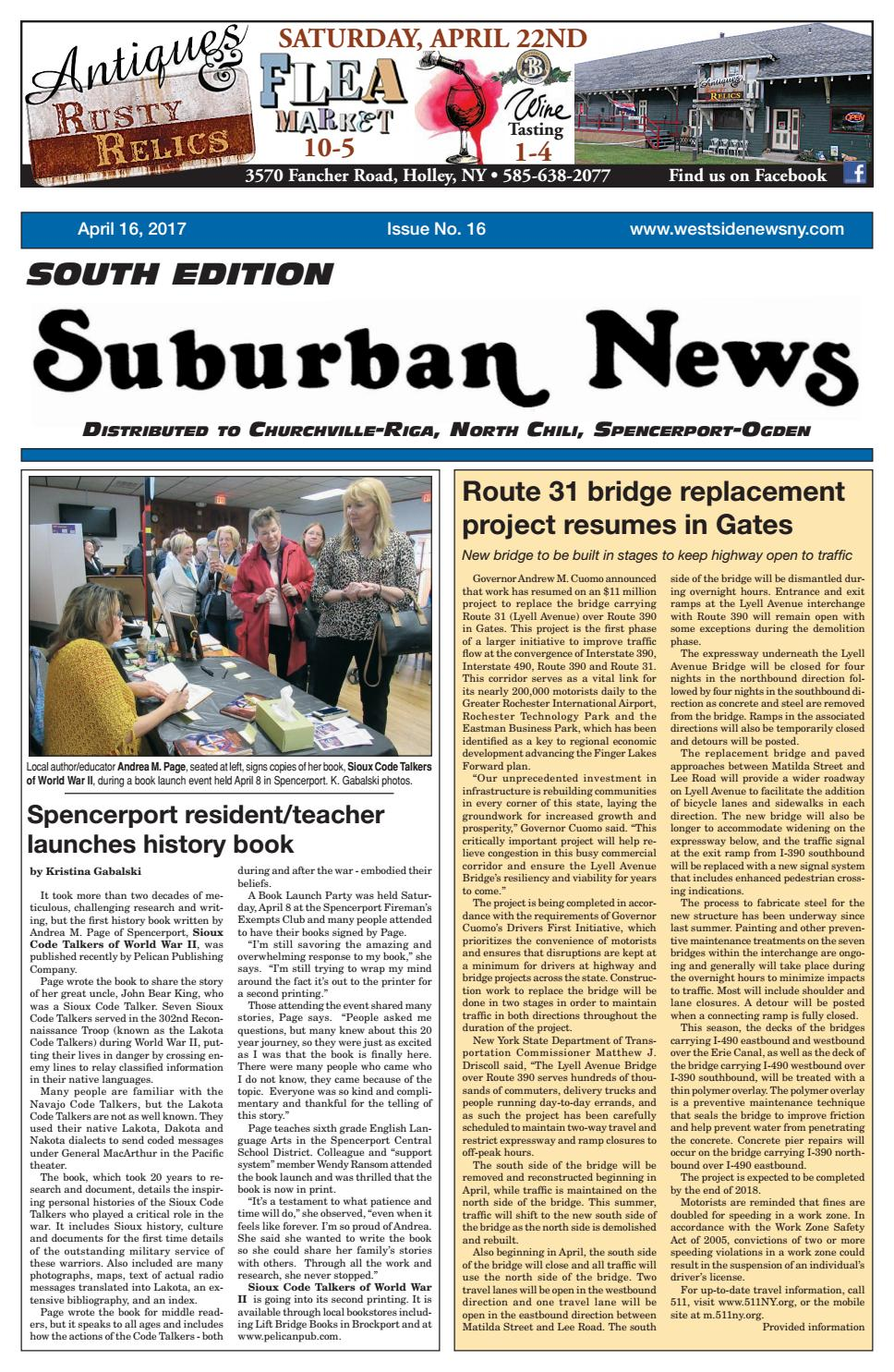 Suburban news south edition april 16 2017 by westside news inc suburban news south edition april 16 2017 by westside news inc issuu fandeluxe Images