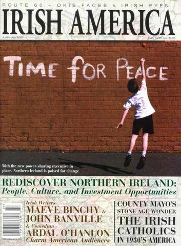 Irish America June July 2007