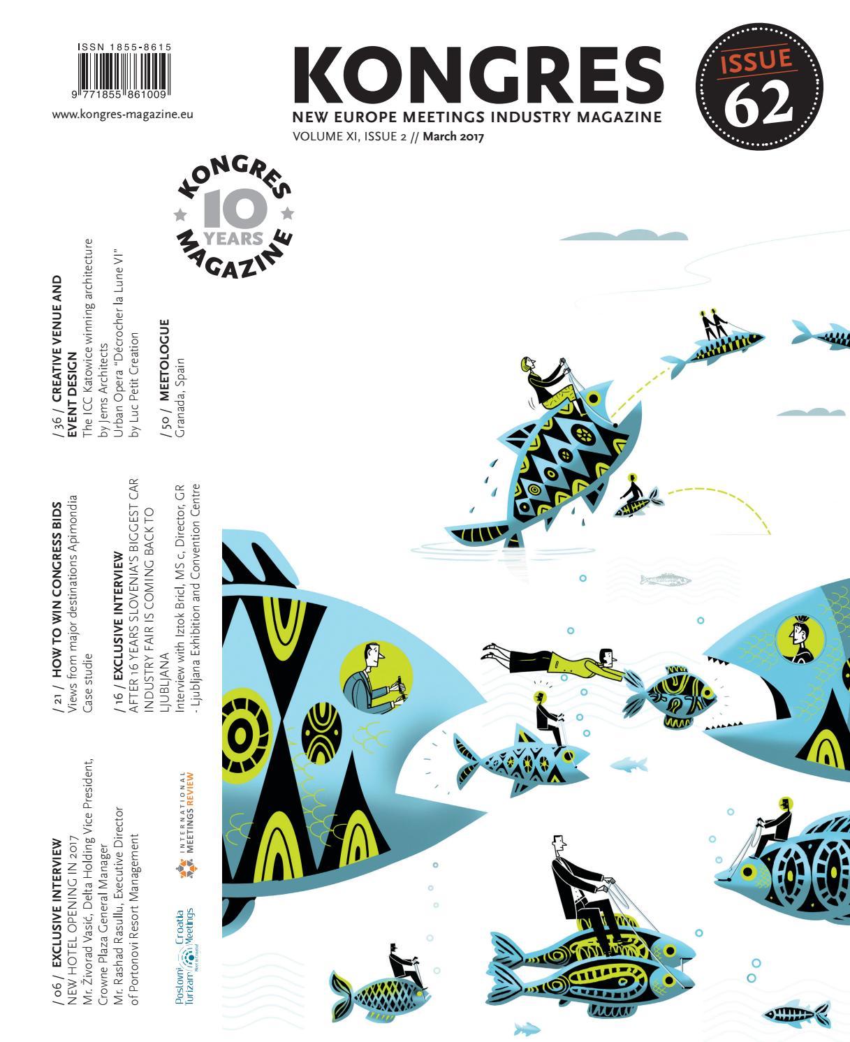 KONGRES MAGAZINE   SPRING ISSUE 2017 By KONGRES MAGAZINE   Issuu