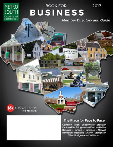 2017 Book for Business by Metro South Chamber of Commerce - issuu