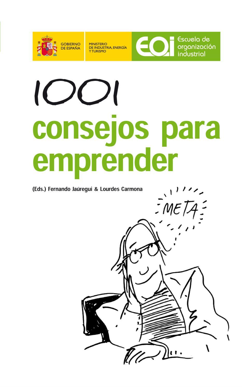 7e36a60f 1001 Consejos para Emprender-Artículos E.O.I(360) by Victor E. Cardozo  Delgado - issuu