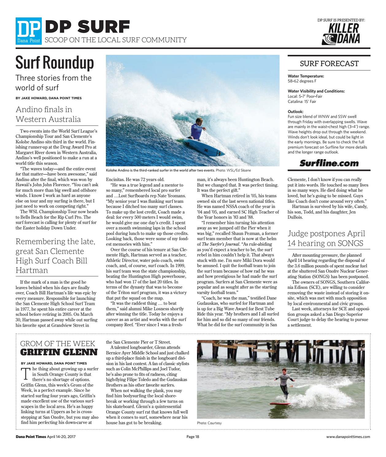 April 14, 2017 by Dana Point Times - issuu
