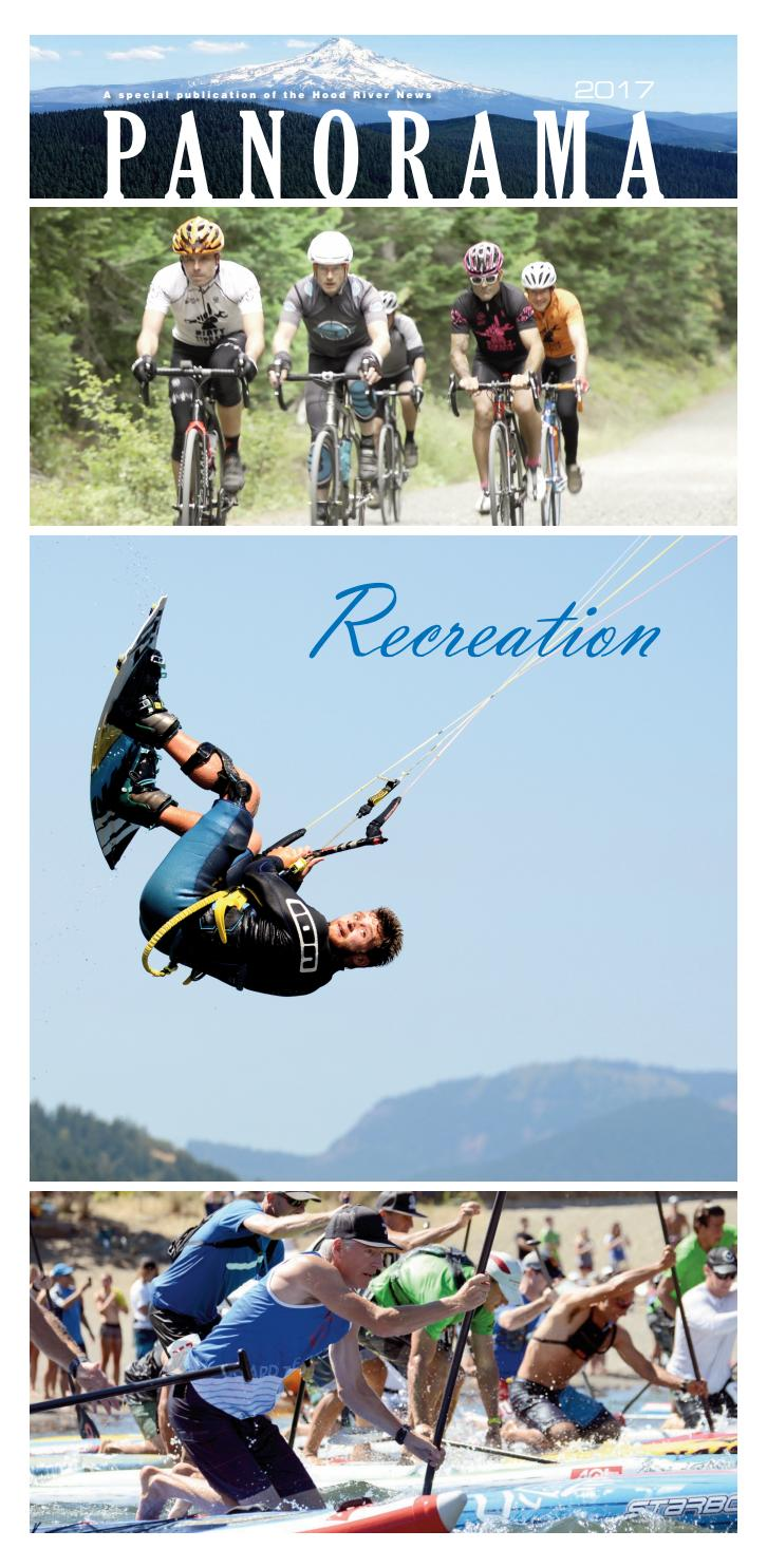 2017 recreation for web by Hood River News News - issuu