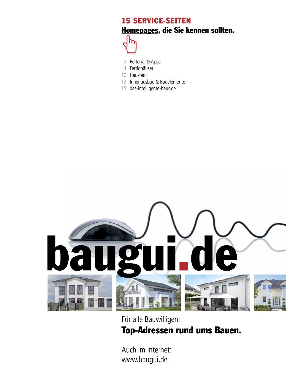 Bauguide 1/2017 By Fachschriften Verlag   Issuu