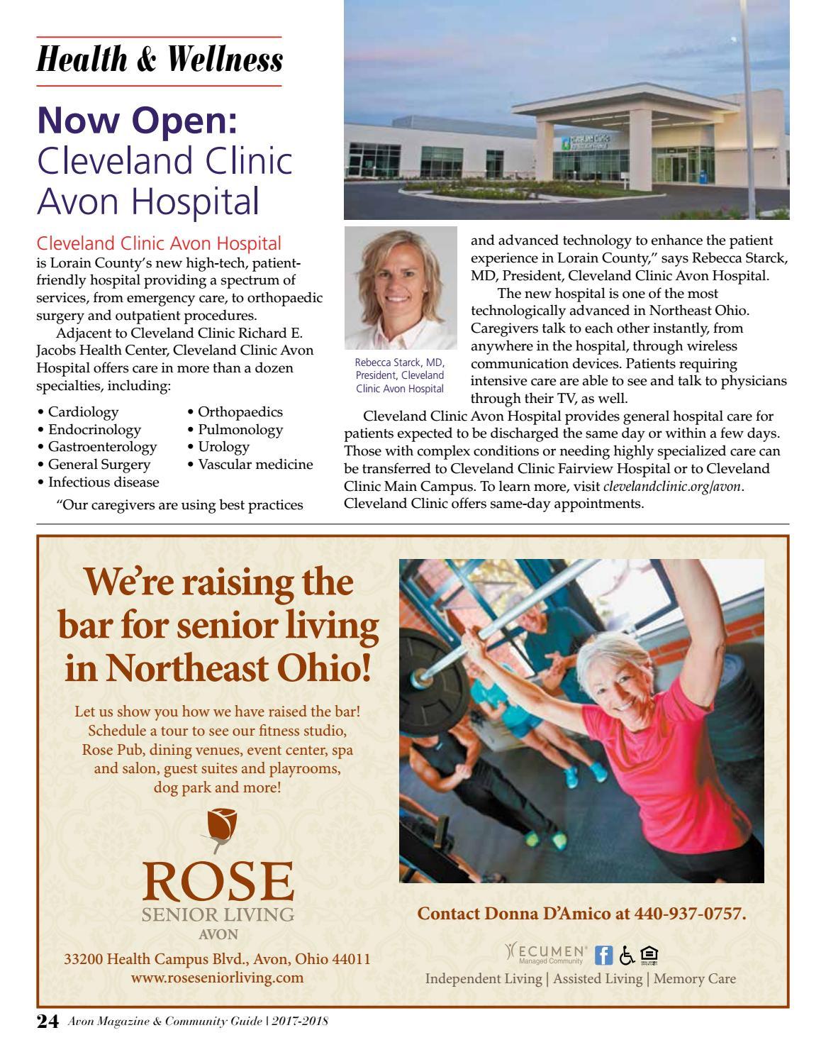 Cleveland Clinic Urology Avon Ohio