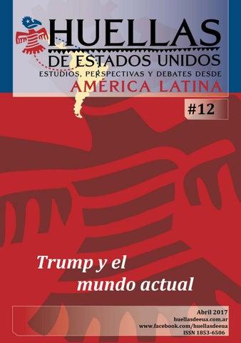 583875dd6 Huellas de Estados Unidos: Estudios, Perspectivas y Debates desde ...
