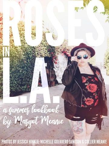 48d9c805a1 LA ROSES   A Summer Lookbook by Alternative Plus Size Fashion ...