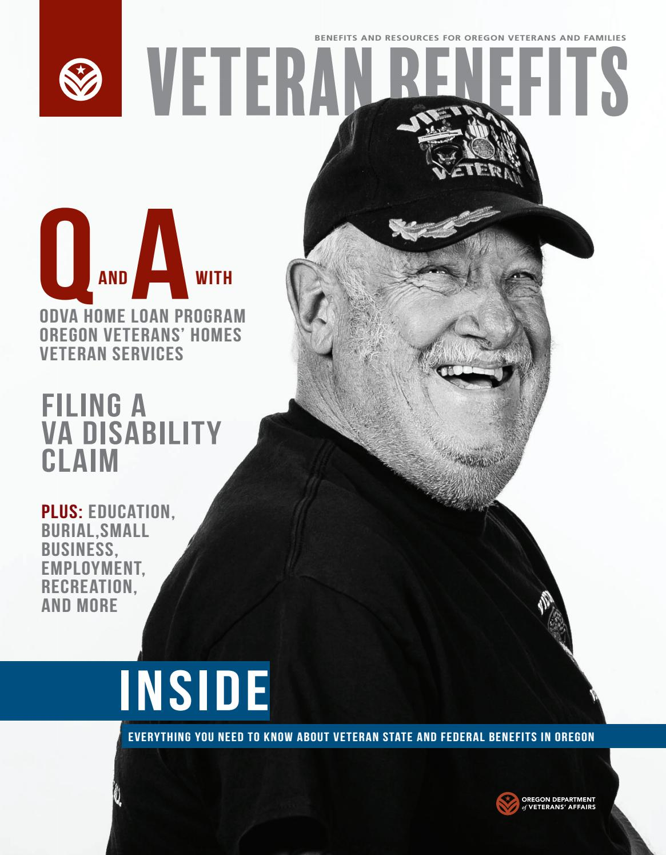 2017 Oregon Veteran Benefits Magazine By Oregon Department Of