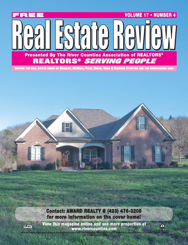 Real Estate Review Southeastern TN v17n4 by R&R Publishing - issuu