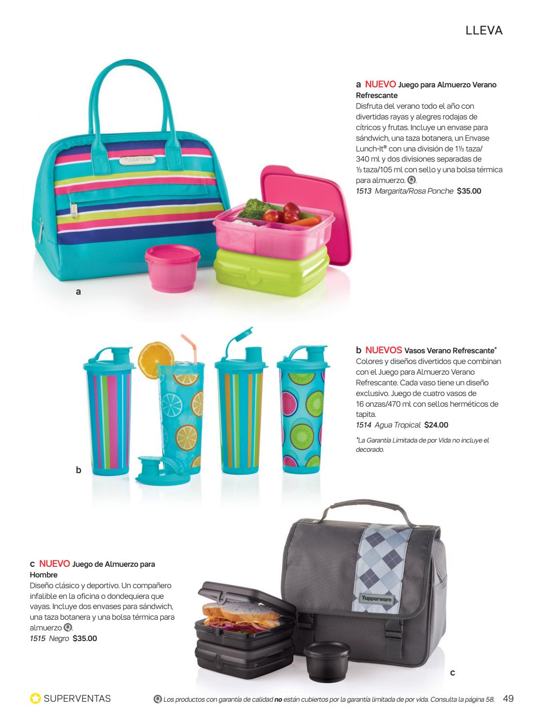 Spa Summer 2017 Tupperware Catalog By Mytwpage Issuu