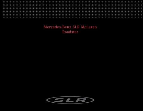 ea817c504de73 Mercedes-Benz SLR McLaren Roadster 2008 by Mundomotorweb - issuu