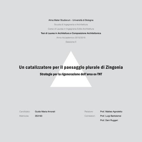 consorzio stabile thesis taranto