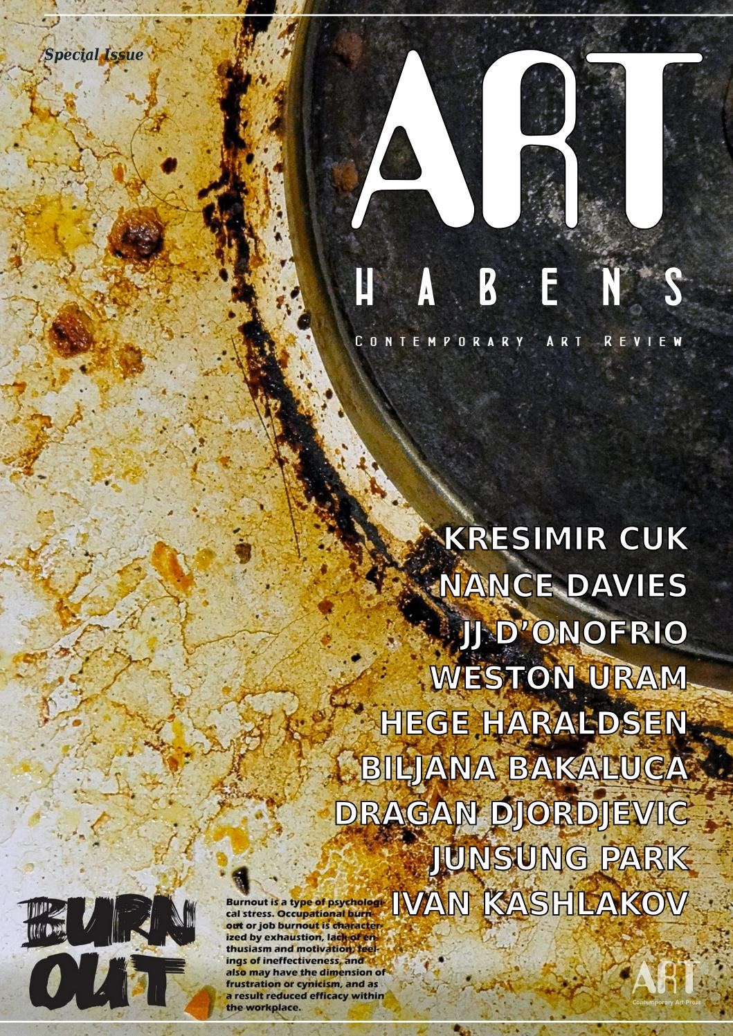 ART Habens Art Review // Special Issue by ART Habens - issuu