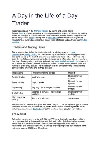 How To Pick A Stock From Nse Pre Open Market For Intraday Trading Tricks You