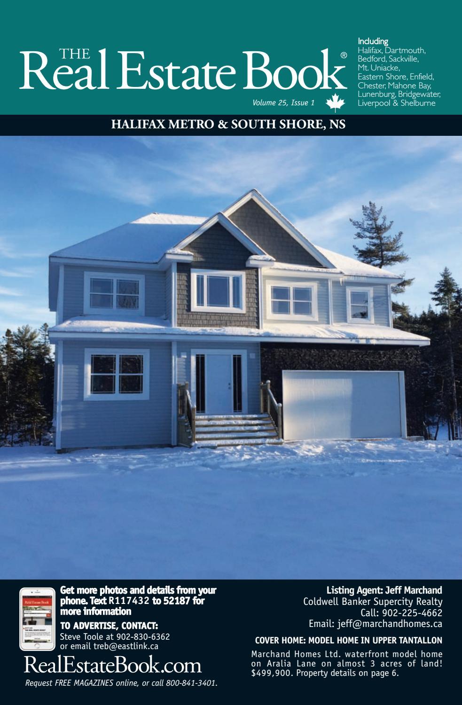Volume 25 no 1 by The Real Estate Book Nova Scotia - issuu