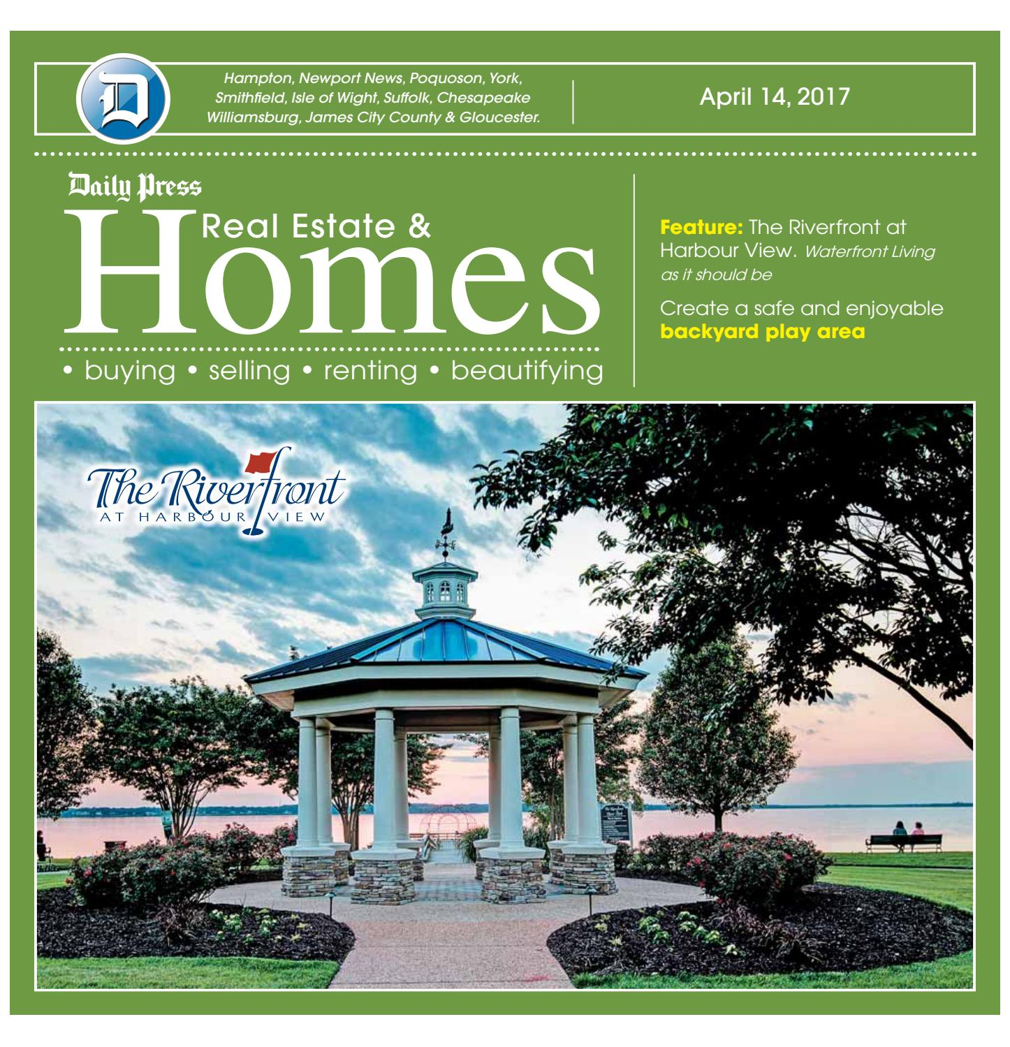 Real Estate & Homes April 14 2017 by Daily Press Media Group - issuu