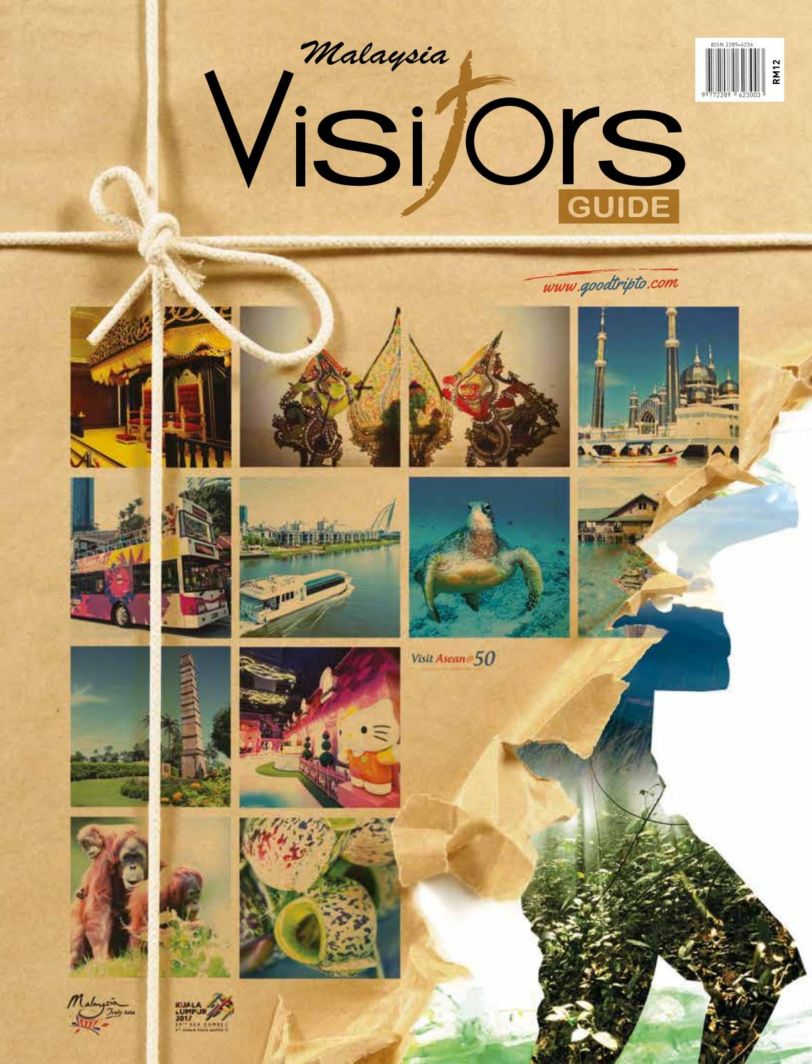 Malaysia Visitors Guide 2017 28th Edition By Tourism Publications Police 14796jsu 02 Hitam Jarum Orange Corporation Sdn Bhd Issuu
