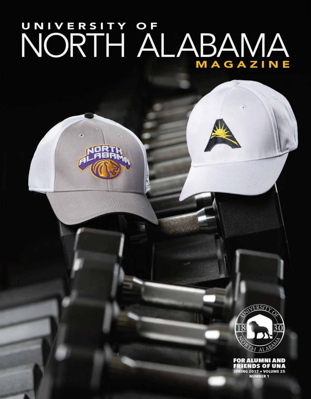 UNA Magazine - Spring 2017 by University of North Alabama - issuu c12d83df4ae6