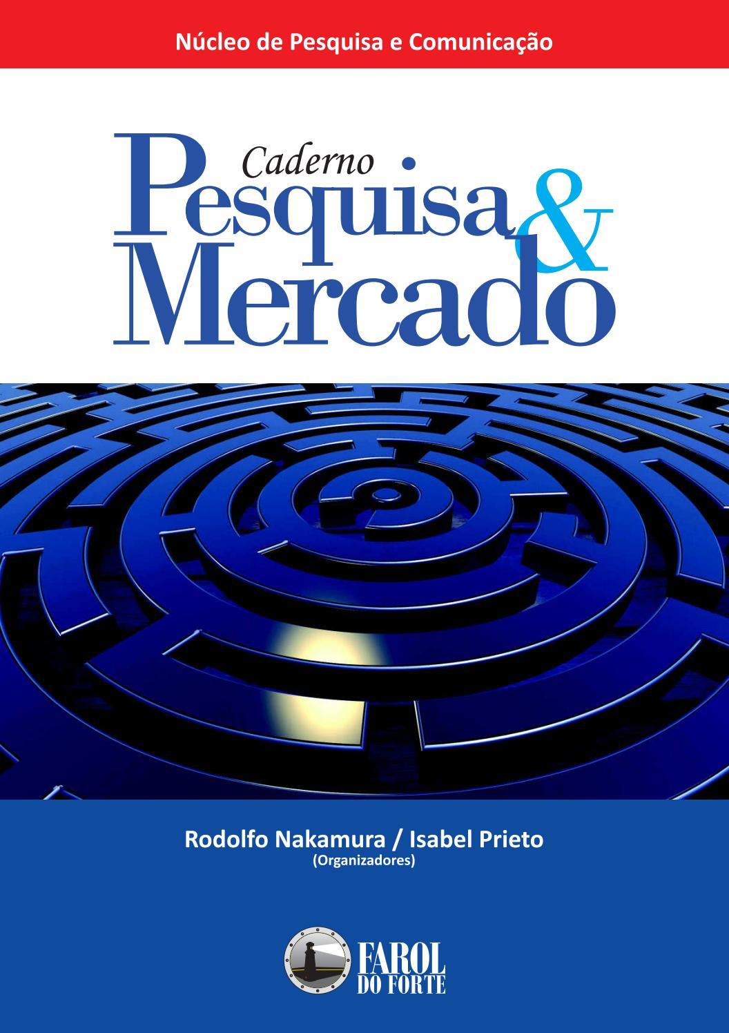 98eff922edbbb Caderno pesquisa e mercado by Farol do Forte - issuu